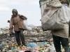Cambodian Garbage Scavenger